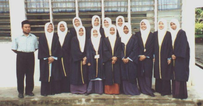 GraduatedGirls with Ustz Khaidzir