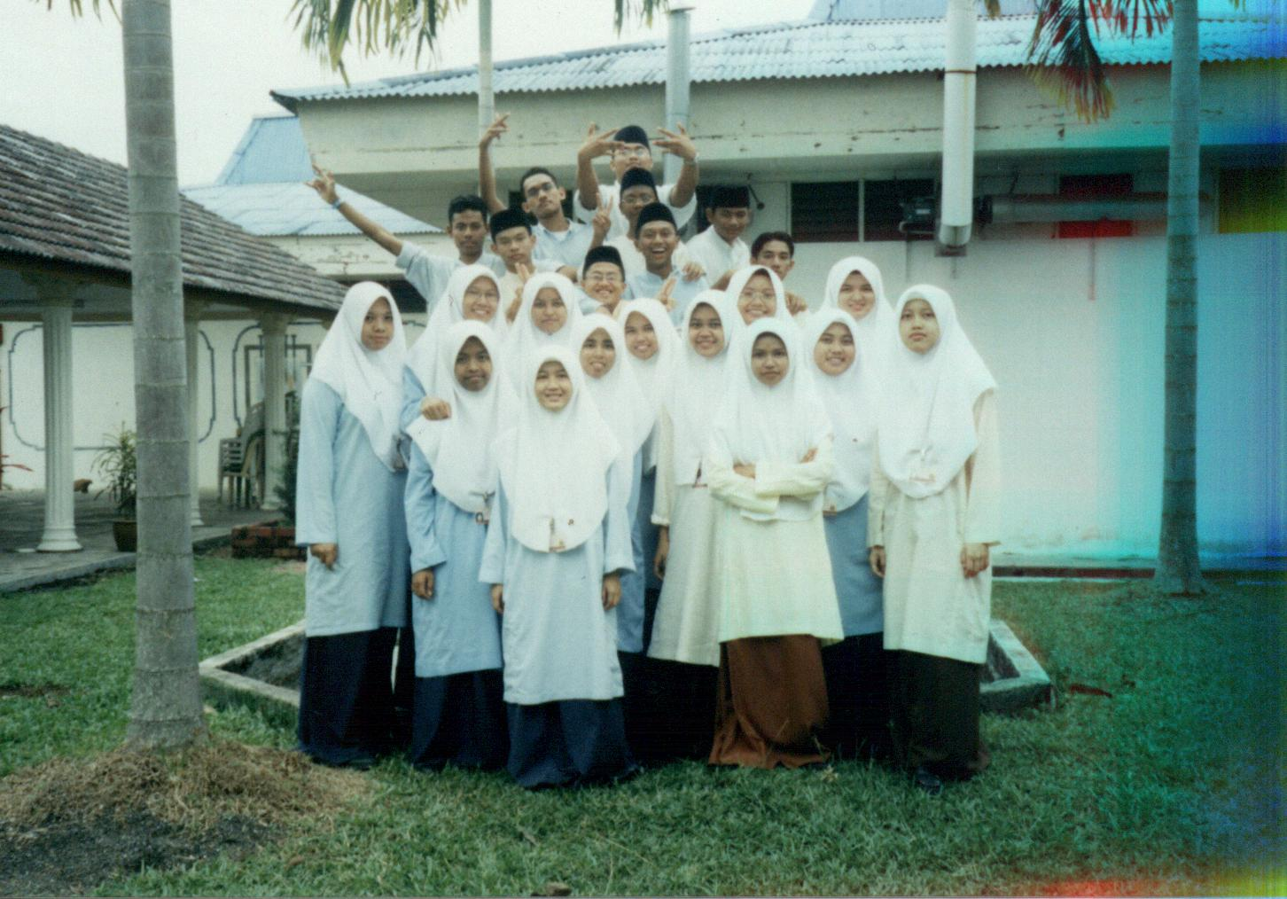5 sc 4 MRSM Muar Batch of 2001